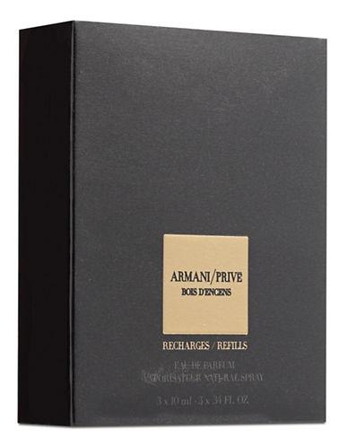 Giorgio Armani Prive Bois Dencens Eau De Parfum Vaporisateur Natural Spray Refill Bottles-NO COLOR-30 ml