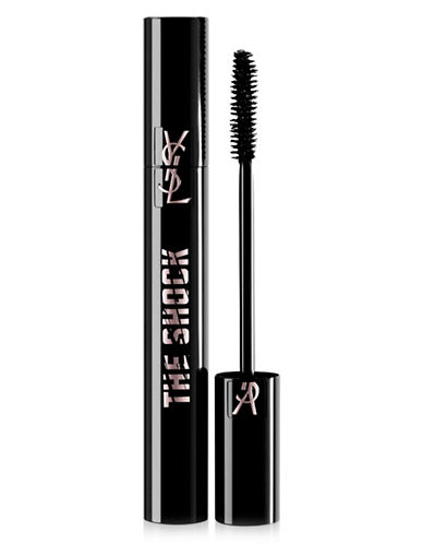 Yves Saint Laurent The Shock Waterproof Mascara-BLACK-6 ml
