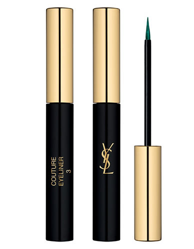 Yves Saint Laurent Couture Eyeliner-GREEN-One Size
