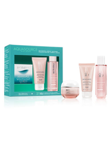 Biotherm Aquasource Dry Skin Set-NO COLOUR-One Size