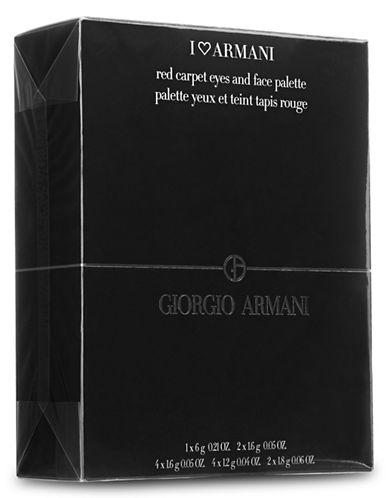 Giorgio Armani Limited Holiday Edition Le Ga Palette-MULTI-One Size