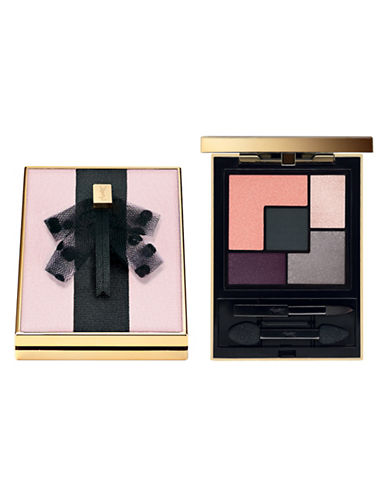 Yves Saint Laurent Mon Paris Eyeshadow Pallette-NO COLOR-One Size