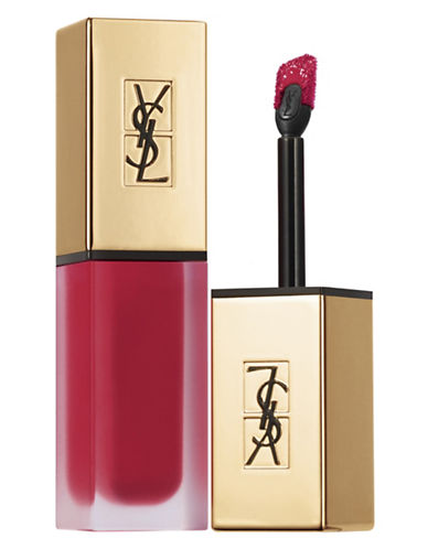 Yves Saint Laurent Tatouage Couture Matte Stain-N10 CARMIN STATEMENT-6 ml