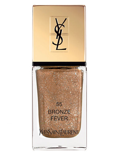Yves Saint Laurent La Laque Couture Nail Polish-BRONZE-10 ml