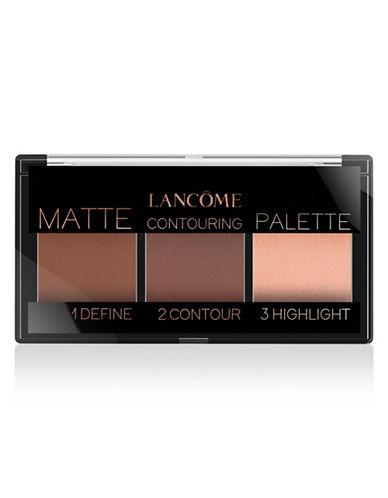 Lancôme Matte Contouring Palette-MEDIUM DARK-One Size