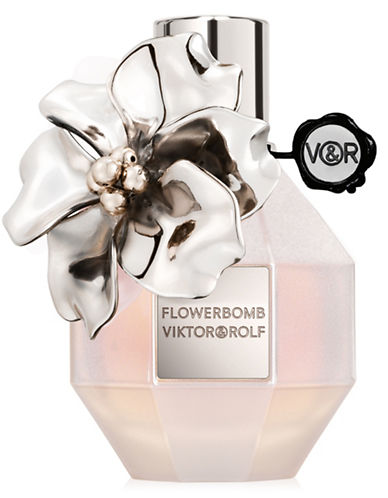 Viktor & Rolf Flowerbomb Pearly Pink Flower Limited Edition-NO COLOUR-50 ml