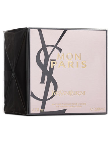 Yves Saint Laurent Mon Paris Perfumed Body Cream-0-One Size