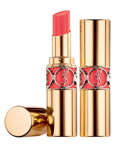Yves Saint Laurent Rouge Volupté Shine Oil-In-Stick-65 IRIDESCENT CORAL-One Size
