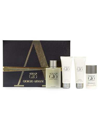 Giorgio Armani Four-Piece Acqua Di Gio Pour Homme Set-NO COLOUR-100 ml