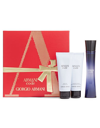 Giorgio Armani Code Gift Set-NO COLOUR-75 ml