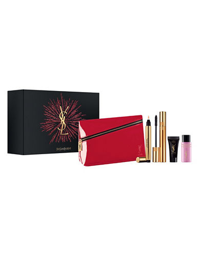 Yves Saint Laurent All Eyes On You Four-Piece Set-NO COLOR-One Size