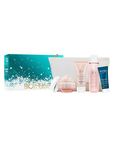 Biotherm Aquasource Cream Dry Skin Christmas Four-Piece Set-NO COLOUR-One Size