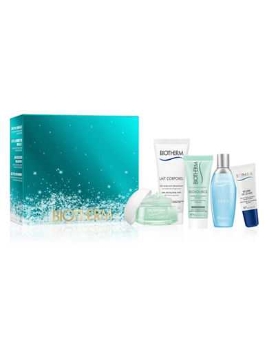 Biotherm The Essentials Christmas Five-Piece Set-NO COLOUR-One Size