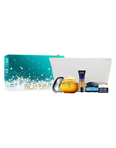 Biotherm Blue Therapy Cream-in-Oil Christmas Four-Piece Set-NO COLOUR-One Size