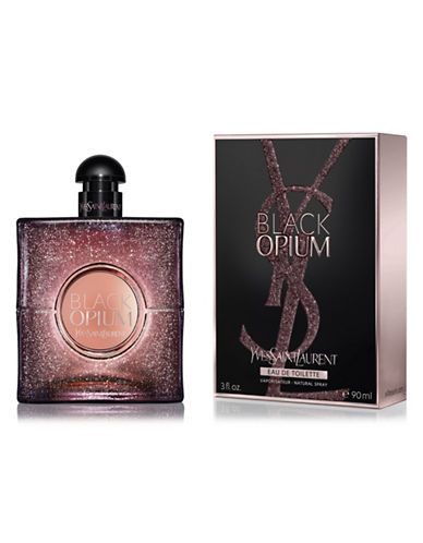 Yves Saint Laurent Black Opium The New Glowing Eau De Toilette-NO COLOUR-50 ml