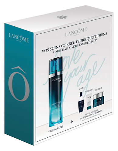 Lancôme Visionnaire Serum Winter Skincare Four-Piece Set-NO COLOR-One Size