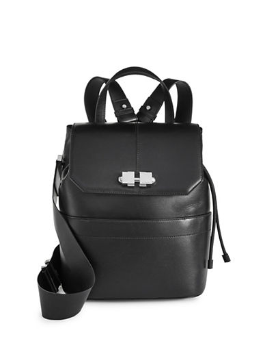 Carven Sac A Dos Backpack-BLACK-One Size