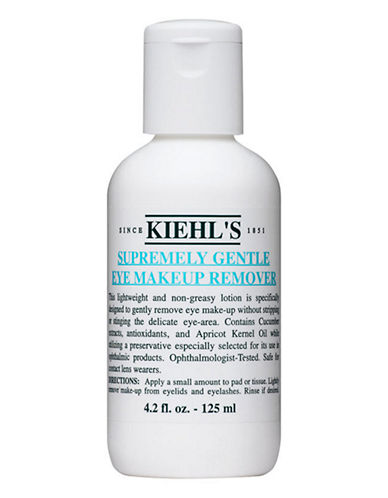 KiehlS Since 1851 Supremely Gentle Eye Make-up Remover-NO COLOUR-125 ml