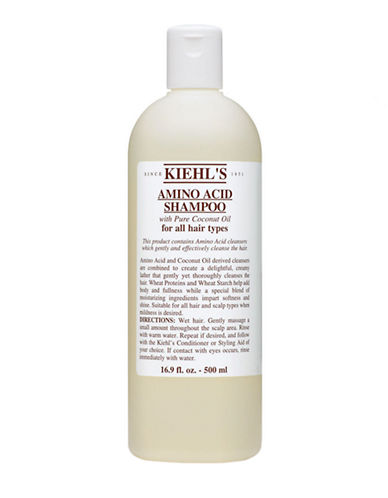 KiehlS Since 1851 Amino Acid Shampoo-NO COLOUR-250 ml