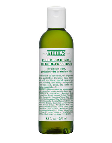 KiehlS Since 1851 Cucumber Herbal Alcohol-Free Toner-NO COLOUR-250 ml