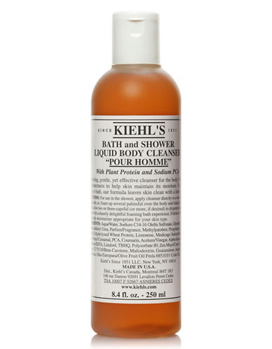 KiehlS Since 1851 Bath and Shower Liquid Body Cleanser-NO COLOUR-250 ml