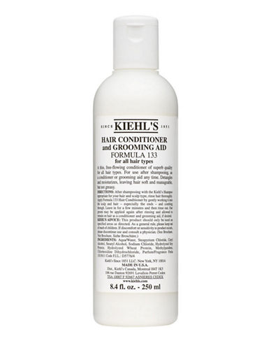 KiehlS Since 1851 Hair Conditioner and Grooming Aid Formula 133-NO COLOUR-500 ml