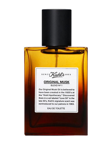 KiehlS Since 1851 Musk Eau de Toilette Spray-NO COLOUR-50 ml