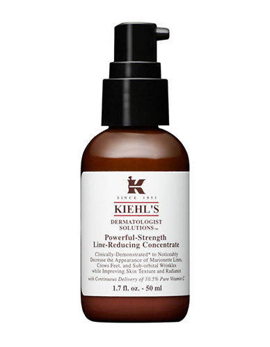 KiehlS Since 1851 Powerful-Strength Line-Reducing Concentrate-NO COLOUR-15 ml