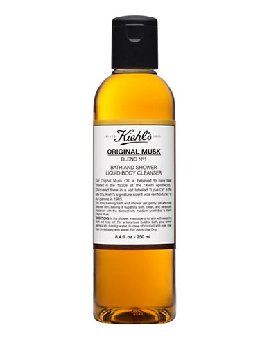 KiehlS Since 1851 Musk Shower Gel-NO COLOUR-250 ml