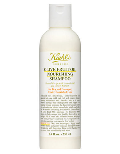 KiehlS Since 1851 Olive Fruit Oil Nourishing Shampoo-NO COLOUR-500 ml