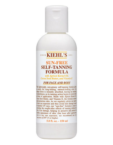 KiehlS Since 1851 Sun Free Self Tanning Formula-NO COLOUR-150 ml