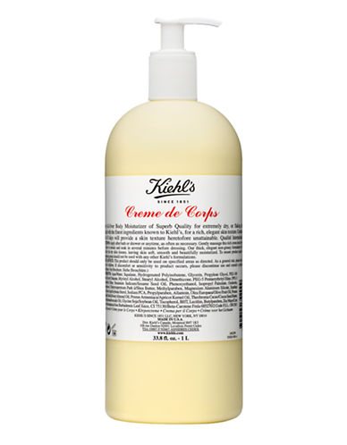 KiehlS Since 1851 Creme de Corps-NO COLOUR-125 ml