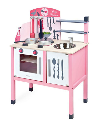 Janod Mademoiselle Maxi Cooker-GREY-One Size
