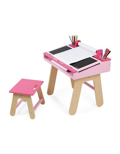 Janod Wood Desk-GREY-One Size