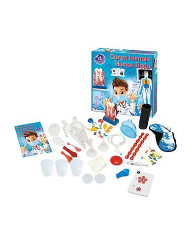 Buki Human Body Toy Set-MULTI-One Size