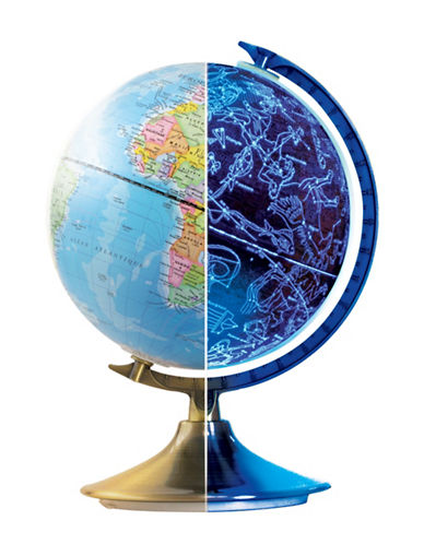Buki Day and Night Globe-MULTI-One Size