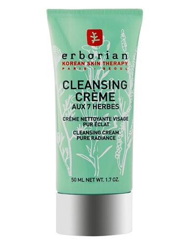 Erborian Cleansing Cream Aux 7 Herbes-NO COLOUR-50 ml
