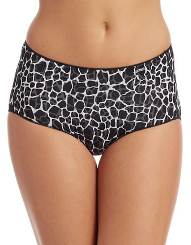 Jockey No Panty Line Hip Briefs-ANIMAL-5
