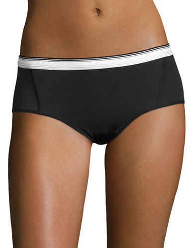 Jockey Sporties Mesh Briefs-BLACK-7