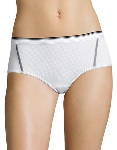 Jockey Sporties Mesh Briefs-WHITE-6