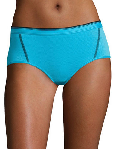 Jockey Sporties Mesh Briefs-TURQUOISE-7