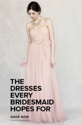 Bridesmaid Dresses Toronto
