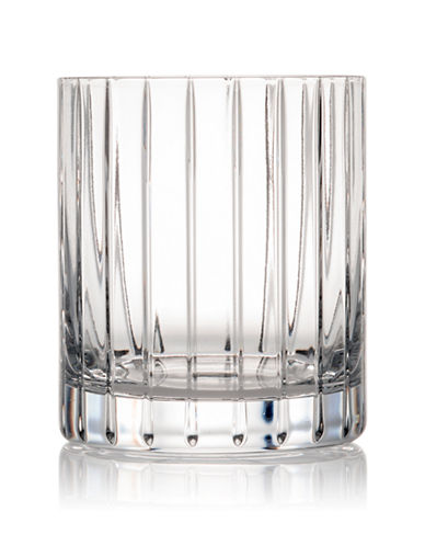 Rogaska Avenue Double Old Fashioned-CLEAR-One Size