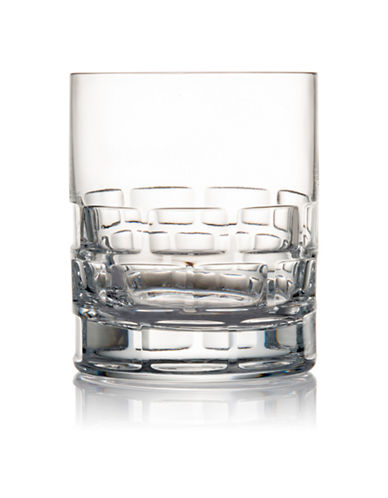 Rogaska Maison Double Old Fashioned-CLEAR-One Size