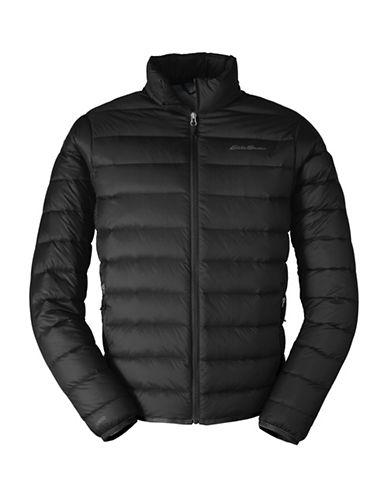 Eddie Bauer CirrusLite Down Jacket-BLACK-X-Large
