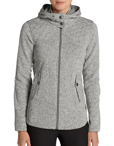 Eddie Bauer Radiator Fleece Zip Hoodie-GREY-Medium 89608083_GREY_Medium