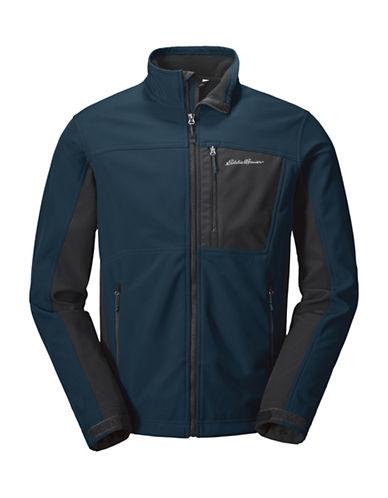 Eddie Bauer Windfoil Elite Jacket-BLUE-Large
