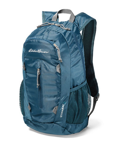 Eddie Bauer Stowaway Packable 20L Daypack-GREEN-One Size