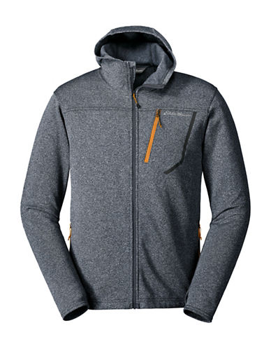 Eddie Bauer High Route Fleece Hoodie-GREY-Medium 89607771_GREY_Medium