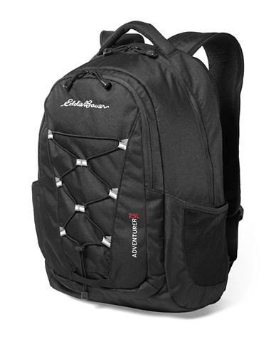 Eddie Bauer Adventurer 25L Pack-BLACK-One Size